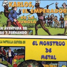 Cómics: JORGE Y FERNANDO - (TIM TYLER'S LUCK) LOTE 17 ALBUMES - PERIODO 1933-1942 - MAGERIT 2000-2002. Lote 22790573