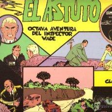 Cómics: EL INSPECTOR WADE Nº 8. Lote 26303009