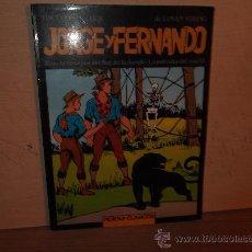 Cómics: JORGE Y FERNANDO - NORMA CLASICOS - TOMO 1. Lote 27841820