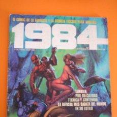 Cómics: 1984 TOUTAIN Nº 27 COMICS DE FANTASIA Y CIENCIA FICCION PORTADA DE CORBEN .. Lote 31088749