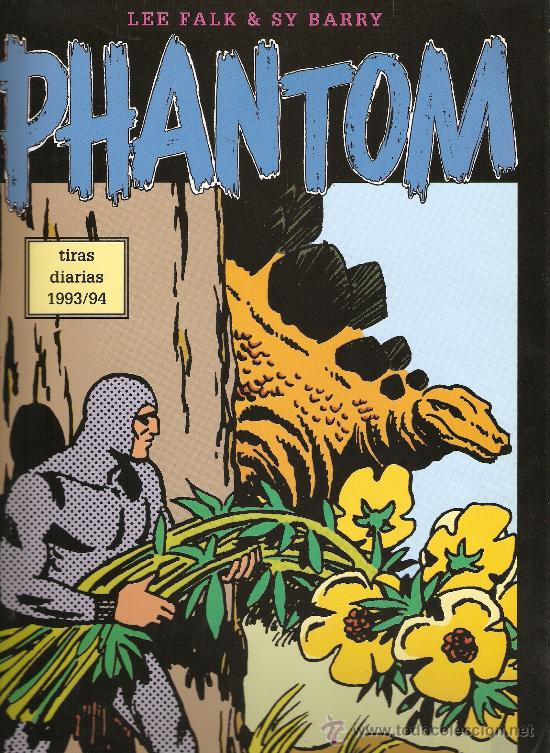 PHANTOM EL HOMBRE ENMASCARADO LEE FALK & SY BARRY TIRAS 1993/1994 (Tebeos y Comics - Magerit - Phantom)