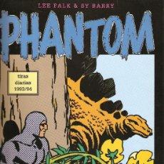 Cómics: PHANTOM EL HOMBRE ENMASCARADO LEE FALK & SY BARRY TIRAS 1993/1994. Lote 34125916