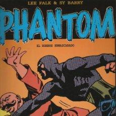 Cómics: PHANTOM - EL HOMBRE ENMASCARADO - TIRAS DIARIAS 1978 - LEE FALK & SY BARRY. Lote 34183640