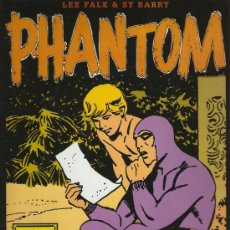 Cómics: PHANTOM - EL HOMBRE ENMASCARADO - TIRAS DIARIAS 1971 - LEE FALK & SY BARRY. Lote 34183660
