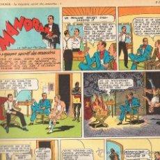 Cómics: MANDRAKE. Lote 35514014