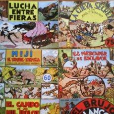 Cómics: JORGE Y FERNANDO : 16 COMICS EDICIÓN FACSIMIL. Lote 37075010
