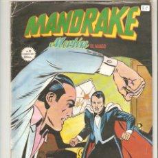Cómics: MANDRAKE MERLIN EL MAGO, Nº 10 LOS DOS HERMANOS, COMICS ART, EDICIONES VERTICE. Lote 41073265