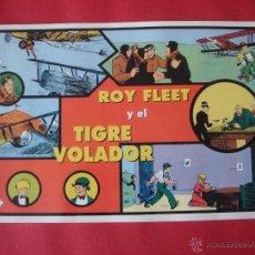 Cómics: JORGE Y FERNANDO (TIM TYLER) Nº 7, ROY FLEET Y EL TIGRE VOLADOR. ED. EUROCLUB MAGERIT, AÑO 1998.. Lote 41079026