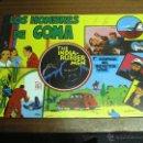 Cómics: INSPECTOR WADE 1: LOS HOMBRES DE GOMA THE INDIA RUBBER MEN / EUROCLUB MAGERIT. Lote 41298157