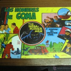 Cómics: INSPECTOR WADE 1: LOS HOMBRES DE GOMA THE INDIA RUBBER MEN / EUROCLUB MAGERIT. Lote 41298157