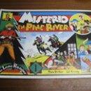 Cómics: THE LONE RANGER: MISTERIO EN PINE RIVER / EUROCLUB MAGERIT. Lote 41298203