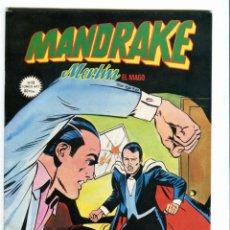 Cómics: MANDRAKE Nº 10 MERLIN EL MAGO AÑO 1980 MUY NUEVO. Lote 41388887