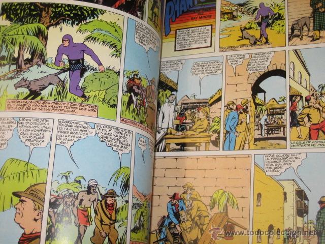 Cómics: PHANTOM HOMBRE ENMASCARADO TOMO Nº 1 PAGINAS DOMINICALES 1939/40 MAGERIT OFERTA - Foto 3 - 44649723