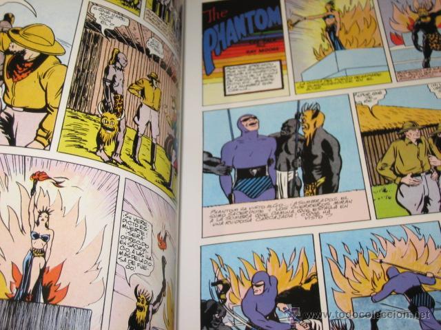 Cómics: PHANTOM HOMBRE ENMASCARADO TOMO Nº 2 PAGINAS DOMINICALES 1940 MAGERIT OFERTA - Foto 2 - 43448748