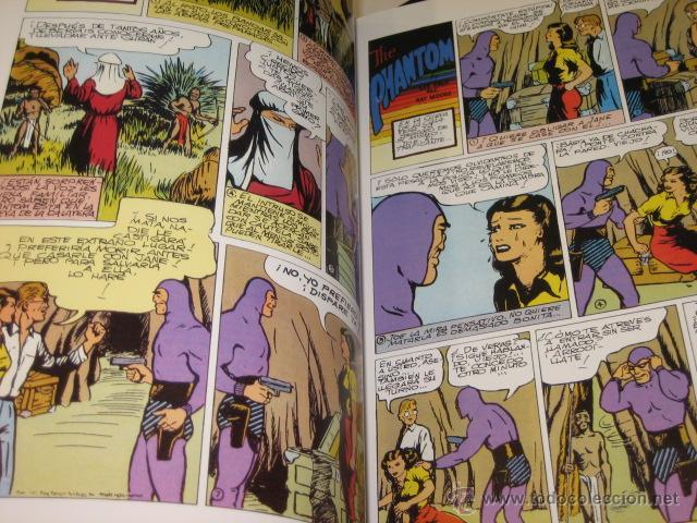 Cómics: PHANTOM HOMBRE ENMASCARADO TOMO Nº 4 PAGINAS DOMINICALES 1942/43 MAGERIT OFERTA - Foto 2 - 43448795
