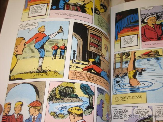 Cómics: PHANTOM HOMBRE ENMASCARADO TOMO Nº 6 PAGINAS DOMINICALES 1944/45 MAGERIT OFERTA - Foto 3 - 163743524