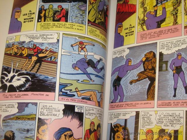Cómics: PHANTOM HOMBRE ENMASCARADO TOMO Nº 12 PAGINAS DOMINICALES 1949/50 MAGERIT OFERTA - Foto 3 - 131717847
