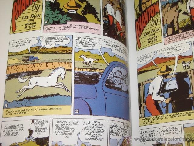 Cómics: PHANTOM HOMBRE ENMASCARADO TOMO Nº 13 PAGINAS DOMINICALES 1950 MAGERIT OFERTA - Foto 3 - 131717873