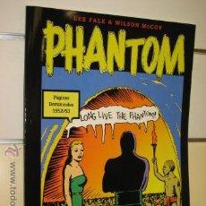 Cómics: PHANTOM HOMBRE ENMASCARADO TOMO Nº 16 PAGINAS DOMINICALES 1952/53 MAGERIT OFERTA. Lote 148729218
