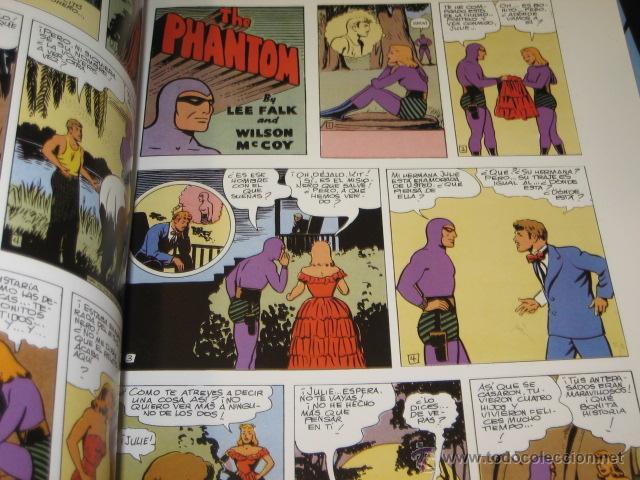 Cómics: PHANTOM HOMBRE ENMASCARADO TOMO Nº 16 PAGINAS DOMINICALES 1952/53 MAGERIT OFERTA - Foto 2 - 148729218