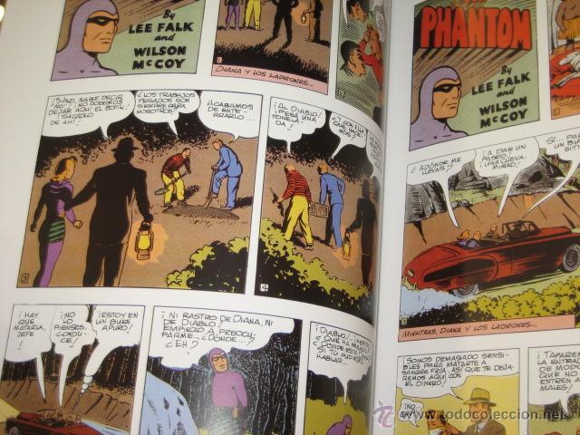 Cómics: PHANTOM HOMBRE ENMASCARADO TOMO Nº 16 PAGINAS DOMINICALES 1952/53 MAGERIT OFERTA - Foto 3 - 148729218