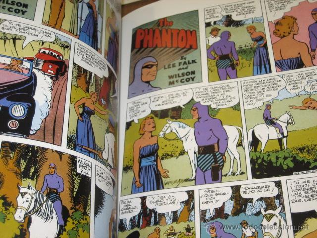 Cómics: PHANTOM HOMBRE ENMASCARADO TOMO Nº 17 PAGINAS DOMINICALES 1953/54 MAGERIT OFERTA - Foto 2 - 43449012