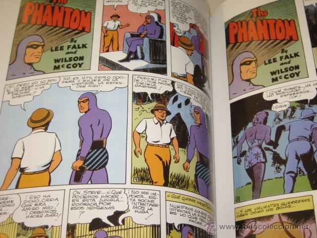 Cómics: PHANTOM HOMBRE ENMASCARADO TOMO Nº 17 PAGINAS DOMINICALES 1953/54 MAGERIT OFERTA - Foto 3 - 43449012