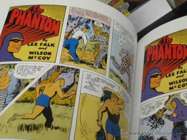 Cómics: PHANTOM HOMBRE ENMASCARADO TOMO Nº 20 PAGINAS DOMINICALES 1955/56 MAGERIT OFERTA - Foto 3 - 191640980
