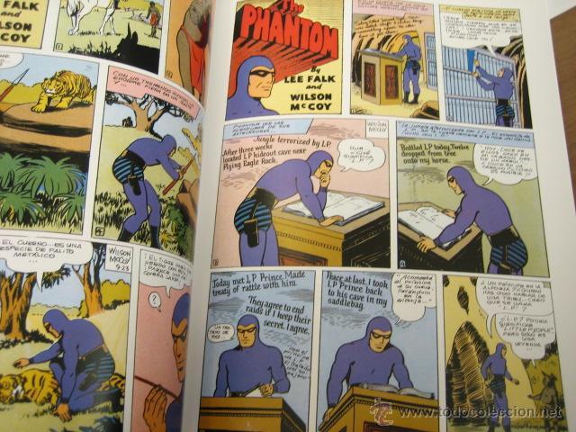 Cómics: PHANTOM HOMBRE ENMASCARADO TOMO Nº 21 PAGINAS DOMINICALES 1956/57 MAGERIT OFERTA - Foto 2 - 247945635