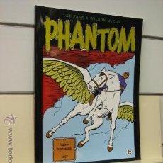 Cómics: PHANTOM HOMBRE ENMASCARADO TOMO Nº 22 PAGINAS DOMINICALES 1957 MAGERIT OFERTA. Lote 153031176