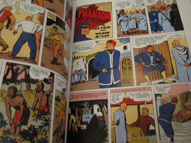 Cómics: PHANTOM HOMBRE ENMASCARADO TOMO Nº 22 PAGINAS DOMINICALES 1957 MAGERIT OFERTA - Foto 2 - 191640945