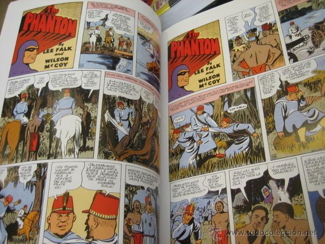 Cómics: PHANTOM HOMBRE ENMASCARADO TOMO Nº 22 PAGINAS DOMINICALES 1957 MAGERIT OFERTA - Foto 3 - 191640945