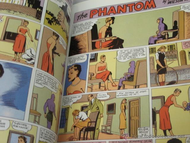 Cómics: PHANTOM HOMBRE ENMASCARADO TOMO Nº 23 PAGINAS DOMINICALES 1957/58 MAGERIT OFERTA - Foto 2 - 191640952