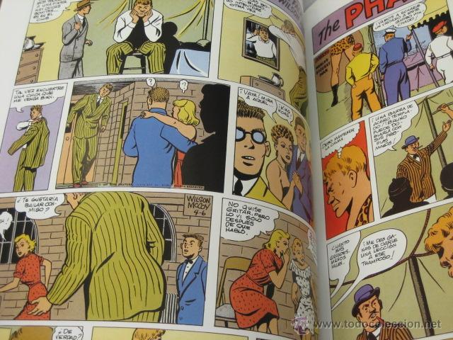 Cómics: PHANTOM HOMBRE ENMASCARADO TOMO Nº 23 PAGINAS DOMINICALES 1957/58 MAGERIT OFERTA - Foto 3 - 191640952