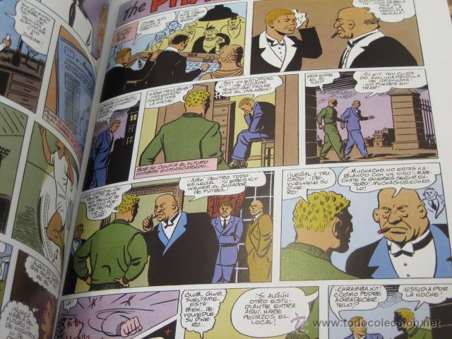 Cómics: PHANTOM HOMBRE ENMASCARADO TOMO Nº 25 PAGINAS DOMINICALES 1959/60 MAGERIT OFERTA - Foto 2 - 191640993