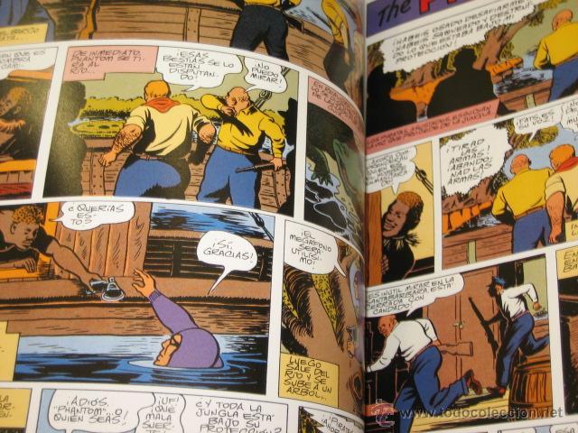 Cómics: PHANTOM HOMBRE ENMASCARADO TOMO Nº 26 PAGINAS DOMINICALES 1960 MAGERIT OFERTA - Foto 3 - 191640996