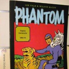 Cómics: PHANTOM HOMBRE ENMASCARADO TOMO Nº 27 PAGINAS DOMINICALES 1960/61 MAGERIT OFERTA. Lote 160925069