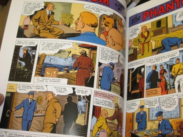 Cómics: PHANTOM HOMBRE ENMASCARADO TOMO Nº 27 PAGINAS DOMINICALES 1960/61 MAGERIT OFERTA - Foto 3 - 191641008