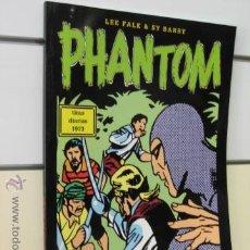 Cómics: PHANTOM HOMBRE ENMASCARADO TOMO Nº 44 TIRAS DIARIAS 1973 MAGERIT OFERTA. Lote 150338570