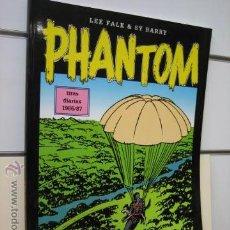 Cómics: PHANTOM HOMBRE ENMASCARADO TOMO Nº 41 TIRAS DIARIAS 1986/87 MAGERIT OFERTA. Lote 137351428