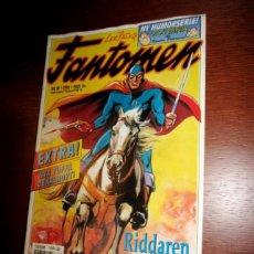 Cómics: EL HOMBRE ENMASCARADO (PHANTOM) CON DON QUIJOTE DE LA MANCHA, EN SUECO. 1992. Lote 49969875