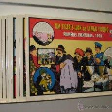 Cómics: JORGE Y FERNANDO PRIMERAS AVENTURAS COMPLETA 19 TOMOS EDT. MAGERIT SUPER OFERTA (ANTES 288,00 €). Lote 57034013