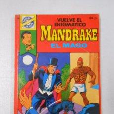 Cómics: VUELVE EL ENIGMATICO MANDRAKE EL MAGO Nº 38. TDK59. Lote 50929451