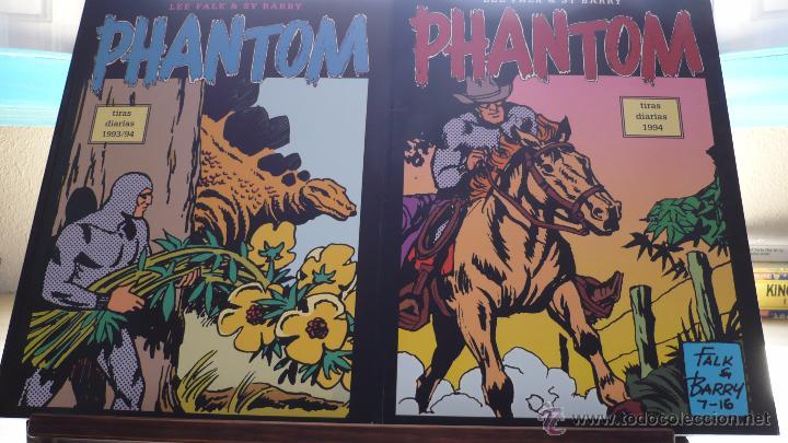 Cómics: 1993 - 1994. Fin de la étapa Barry y de la colección. - Foto 12 - 50942031