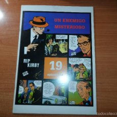 Cómics: RIP KIRBY Nº 55 UN ENEMIGO MISTERIOSO Nº 19 EPISODIO EDITA MAGERIT . Lote 56176865
