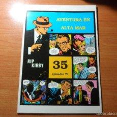 Cómics: RIP KIRBY Nº 71 AVENTURA EN ALTA MAR Nº 35 EPISODIO EDITA MAGERIT . Lote 56176954