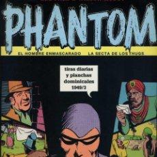 Cómics: EL HOMBRE ENMASCARADO. TIRAS DIARIAS Y PLANCHAS DOMINICALES 1949/3 VOL XXVII MAGERIT. Lote 65785914