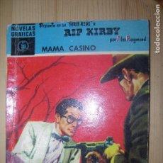 Cómics: RIP KIRBI MAMA CASINO NOVELAS GRAFICAS Nº30. Lote 68154513