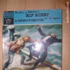 Cómics: RIP KIRBI LA NADADORA DESAPARECIDA GRAFICAS Nº7. Lote 68155397