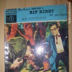 Cómics: RIP KIRBI DOS AVENTURAS NOVELAS GRAFICAS Nº11. Lote 68158089